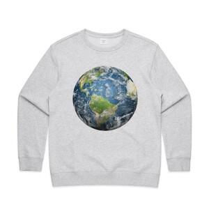 screen printed jumper