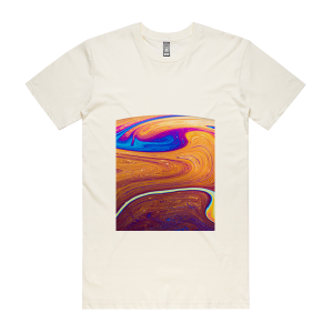 mens colour printed t shirt