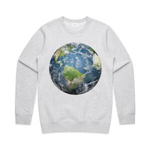 full colour printed jumper