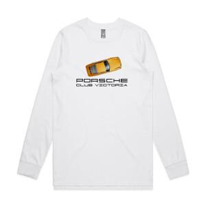 colour printed long sleeve tshirt